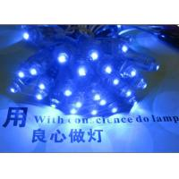 Wholesale 9mm 5V led channel letters blue color pixel light outdoor led signs from china suppliers