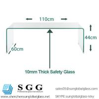 Wholesale High quality Clear safety glass tops from china suppliers