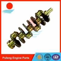 Wholesale auto crankshaft suppliers for Mazda, hardening crankshaft J2 0K65A11301J from china suppliers