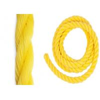 Wholesale PP monofilament 6mm - 38mm twist 3-strand Rope used for boat marine fishing industry from china suppliers