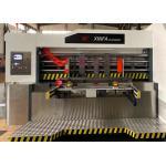 China Ceramic Roller Flexo Printer Slotter Die Cutter Machine Corrugated Paperboard Doctor Blade for sale