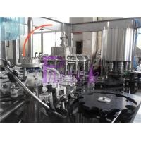 Wholesale 3 In 1 Monoblock Hot Filling Machine Mango Juice Washing Filling Capping Machine from china suppliers