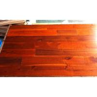 Buy cheap solid Acacia wood flooring(large leaf) from wholesalers
