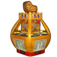 Wholesale Gold Fort Casino Coin Operated Arcade Redemption Game Machine from china suppliers