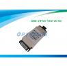 Duplex Single Mode SFP Optical Transceiver 1.25G GBIC - LX Optical Transceiver Module 1310nm 20KM SC for sale