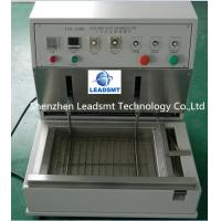 Wholesale Easily use semi-auto dip soldering -welding machine for pcb dip soldering from china suppliers