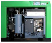 Quality Water Lubrication 380V Oil Free Screw Compressor 12.5 Bar Working Pressure for sale