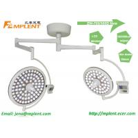 ZW-700/500D New Ceiling Medical Surgical Lamp 90mm Double Dome LED Operating for sale