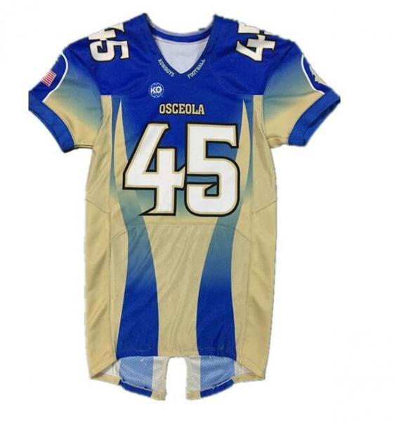 Quality Sweat Wicking Men's Football JerseysSublimated Soccer UniformsAbsorption Moisture for sale