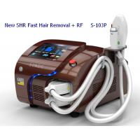 China Painless IPL SHR Machine Fast IPL Laser Hair Removal Intense Pulse Light for sale