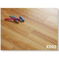 China Oak Laminate Flooring with Wood Grain,U-Groove,Low Price,Best Seller,8mm on sale