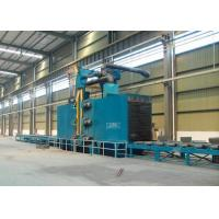 Wholesale Steel Structure Abrasive Blast Cleaning Equipment Roll Brush Adjusting Height from china suppliers