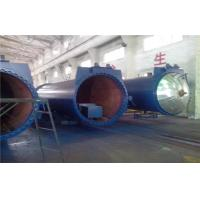 Safety Chemical Wood Autoclave Machine For Laminated Glass , High Pressure