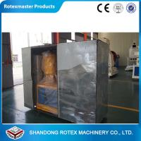 Wholesale Biomass Flat Die Home made Saw Dust Pellet Making Machine 500-600 KG / H from china suppliers