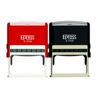 Wholesale Epress Free Sample Stationery self-inking name stamp /Rubber Pre ink Stamp from china suppliers