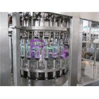 Wholesale 3 in 1 Glass Bottle Beer Washing Filling Sealing Machine , Bottle Beer Filling Line from china suppliers