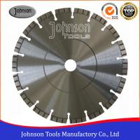 Wholesale 250mm Diameter Diamond Concrete Saw Blades / Diamond Turbo Saw Blades from china suppliers