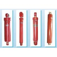 Buy cheap Customized Double acting Hydraulic cylinders with chrome plating piston rod from wholesalers