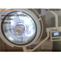 China ZW-700E New 160000Lux Ceiling Type Operation Theater Light Single Dome LED for sale