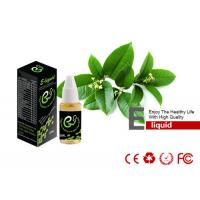 Wholesale 10ML Mint Flavor E Cigarette Liquid Juice , No Toxic Drug - Free from china suppliers