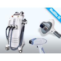 China Vertical SSR Skin Rejuvenation SHR Hair Removal Machine Thermage Face Lifting Equipment on sale