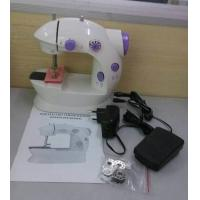 Wholesale portable Electric Battery sewing machine ,mini sewing machine from china suppliers
