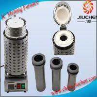 Wholesale Mini Small Graphite Crucible Gold / Metal Melting Furnace /Gold Silver Melting Furnace from china suppliers
