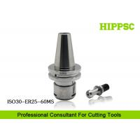 Wholesale Steel CNC Collet Tool Holder / High Speed Steel Cutting Tools For Engraving And Milling Machining from china suppliers