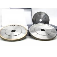 Wholesale Durable Metal Bond Grinding Wheels , Glass Edge Shaping Pencil Grinding Wheel from china suppliers