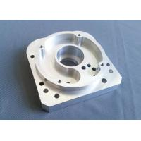 Wholesale Industrial Cnc Lathe Machine Parts Aluminum Alloy Zinc Plating Finish from china suppliers