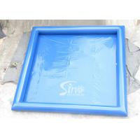 Wholesale Portable airtight cube inflatable swimming pool for kids and audlts inflatable water park equipment from china suppliers