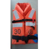 Wholesale Solas standard CE Certification Marine Life jacket from china suppliers