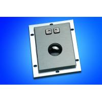 Buy cheap WaterProof IP65 Metal Trackball , Desktop Kiosk Trackball ROHS And CE Approved from wholesalers