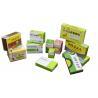 Colorful Printing medicine pill boxes / child proof medicine box for sale