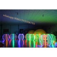 Wholesale inflatable led light lighting adult bumper ball rent bumper ball prices buddy bumper ball belly balls tup soccer zorb from china suppliers