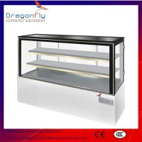 China Big Catering Display Cabinets As Cake Display Chiller Energy Saving on sale