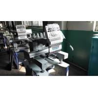 China Energy Saving One Head Embroidery Machine Maximum Speed 1200 Rpm for sale