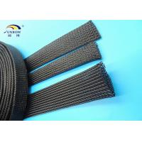 Wholesale PET monafilament braided Expandable Sleeving Cable Protection Black Sleeving Automobile from china suppliers