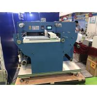 Vinyl Sticker Roll To Roll Label Printing Machine Automatic Contour Cutting for sale