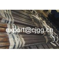 API 5L X52  PSL1 Hot Rolled Steel Tube , Steel Gas Pipe Round Mechanical Tubing