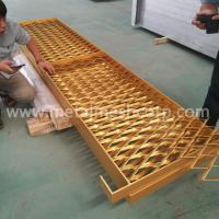 Wholesale Aluminum Expanded Metal Mesh Facade from china suppliers