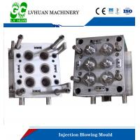 China multi cavity plastic shampoo bottle cap injection mould manufacturer for sale
