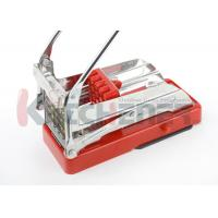 Wholesale Easy Slicing Potato French Frie Maker Machine With Round Bottom / 2 Blades from china suppliers