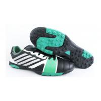 China Green Lightweight Turf Soccer Shoes , New Style world cup Shoes on sale