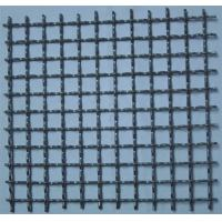 Wholesale Lock Woven Copper Crimped Wire Mesh For Construction , Aperture 50mm / 100mm from china suppliers