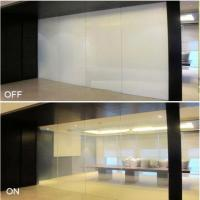 Wholesale 4+4mm 5+5mm 6+6mm tempered laminated Switchable Transparent Glass prices from china suppliers