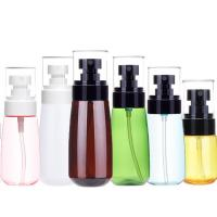 China Small Petg Spray Bottle Pump Wear Resistant For Perfume / Toner / Cream for sale