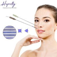 Buy cheap medical beauty 3d face lifting pdo thread barbed/cog thread hilos tensores pdo from wholesalers