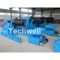 Wholesale 7 / 10 / 15 Ton Weight Capacity Steel Coil Decoiler With Adjustable Working Speed from china suppliers