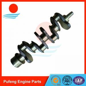 Wholesale KOMATSU excavator engine parts exporter 4D105 crankshaft 6130321111 6134311110 from china suppliers